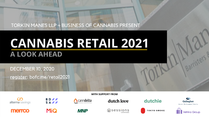 Cannabis Retail 2021