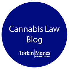 Cannabis Law Blog Badge