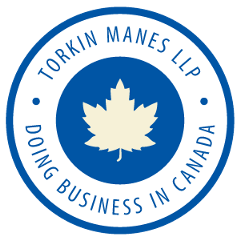 Torkin Manes LLP - Doing Business in Canada