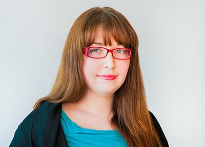 Photo of Rebecca Dyck